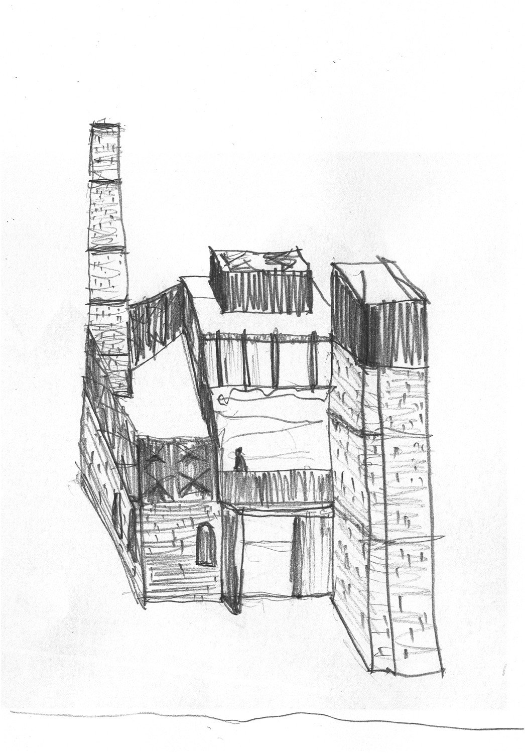Goldsmiths Sketch